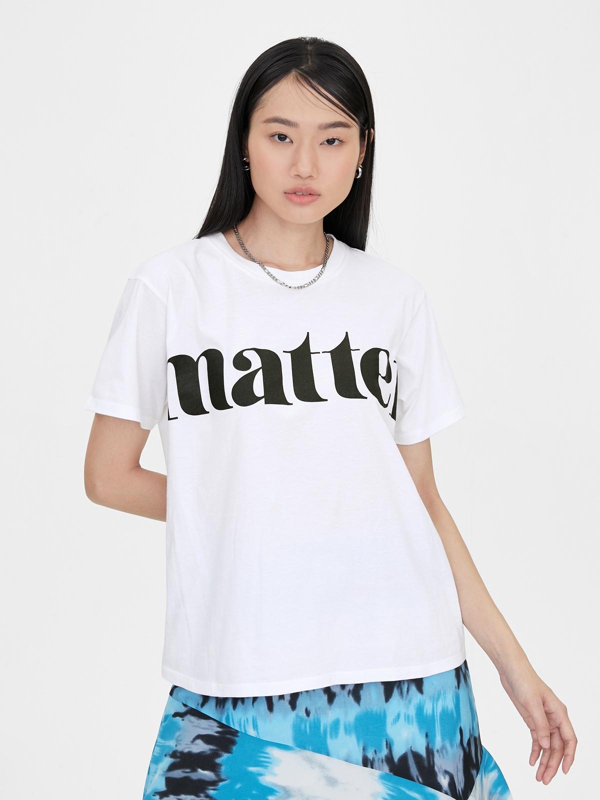 Matter Makers CO Signature MM TShirt Black