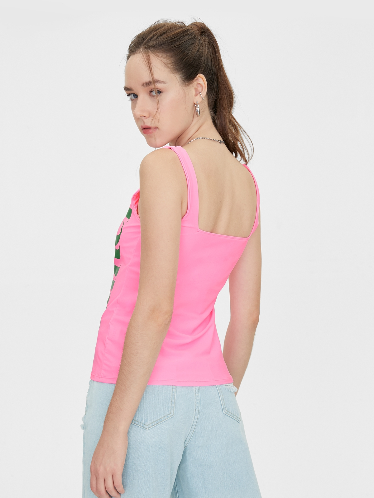 Matter Makers MM Cycling Tank Top Pink