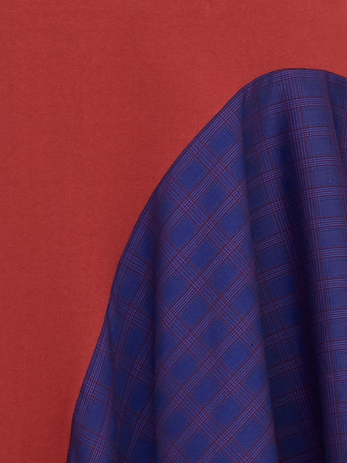Matter Makers Sleeveless Tartan Maxi Dress Red