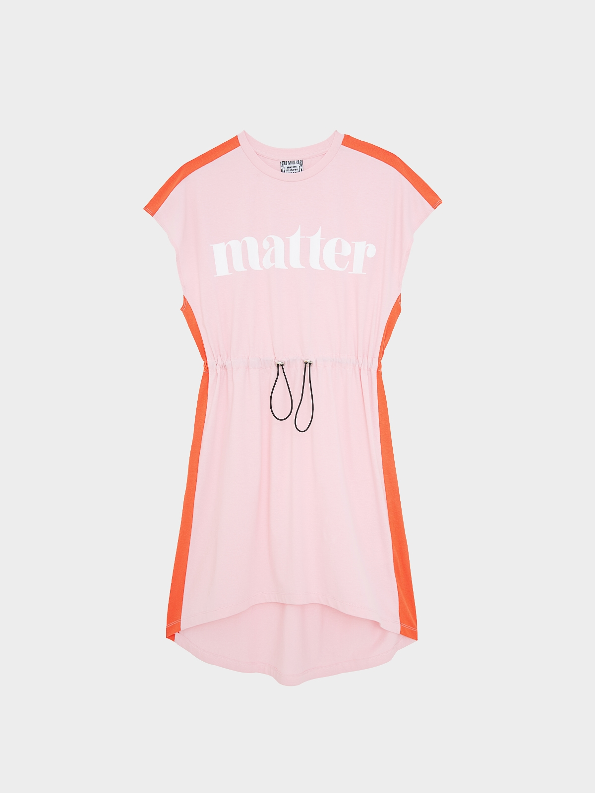 Matter Makers BiColor MATTER Dress Pink