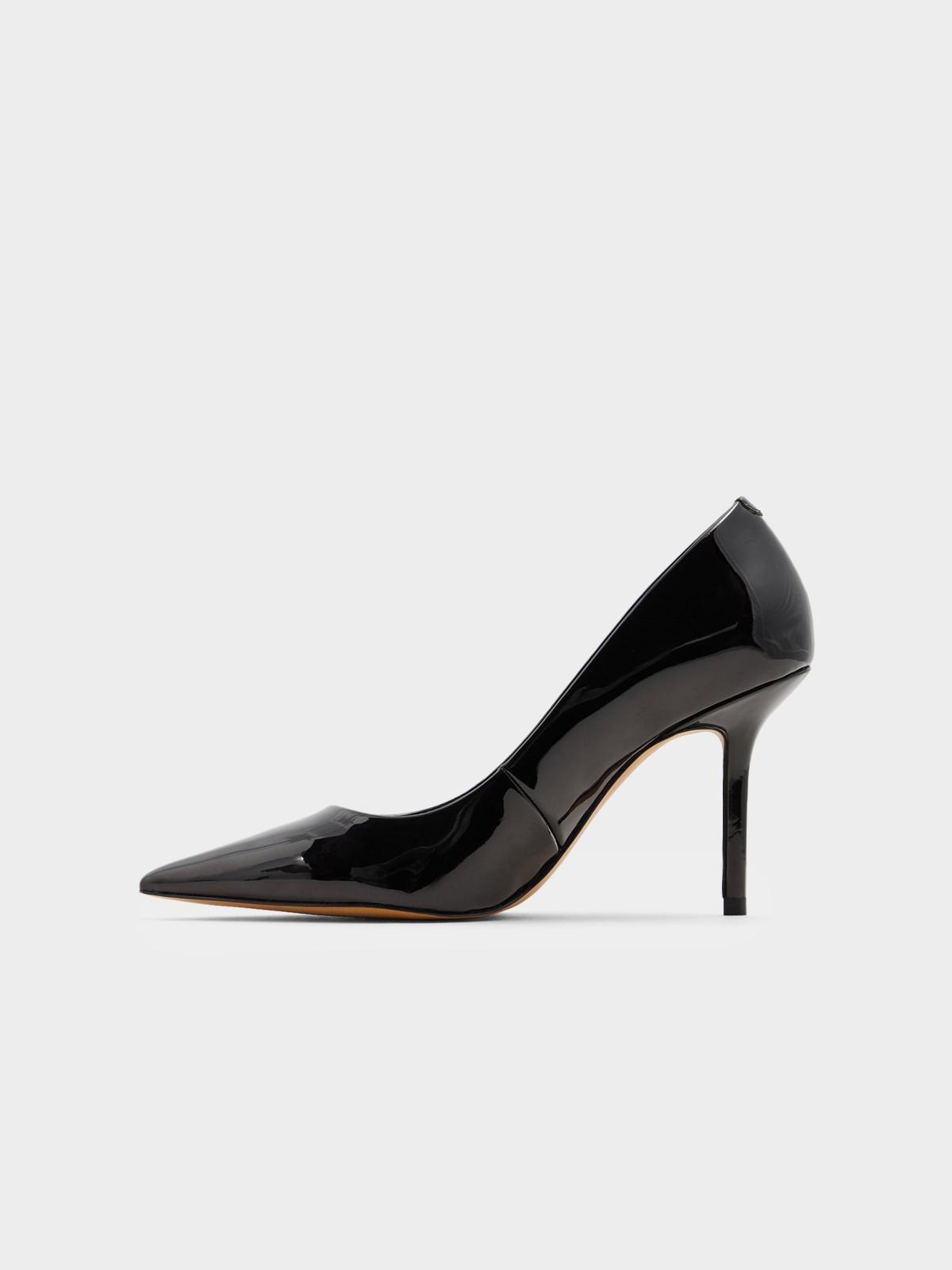 Aldo Laurie Pointed Toes Heels Black