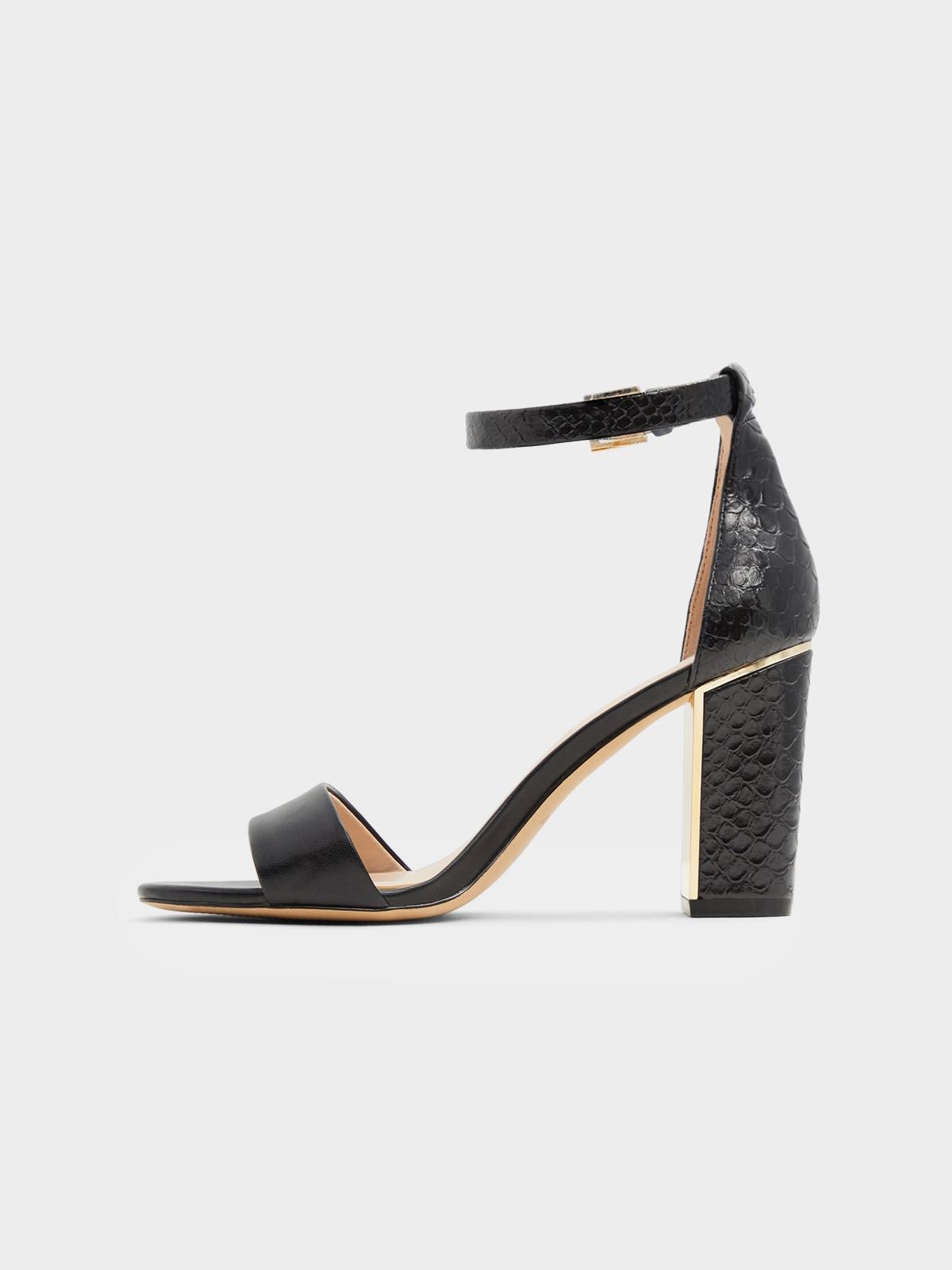 Aldo Gradifolia Heels Black