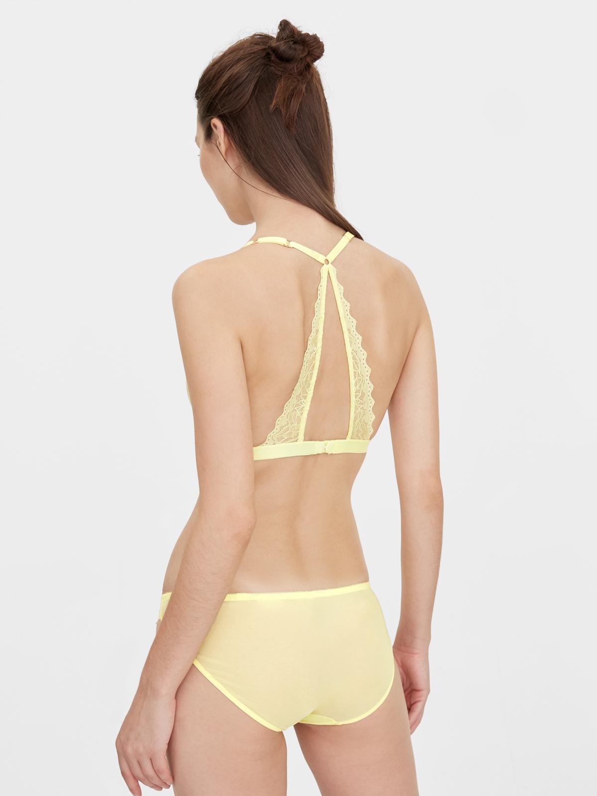 Boudoir By Disaya In The Mood of Love Bikini Yellow