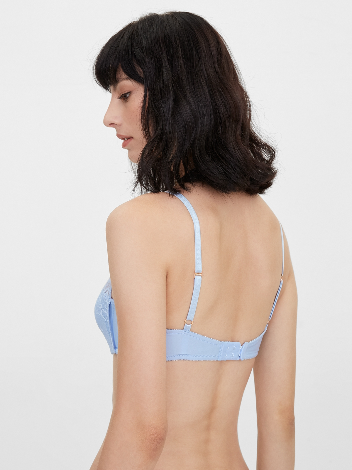 Boudoir by Disaya Midnight Lace Soft Touch Push Up Bra