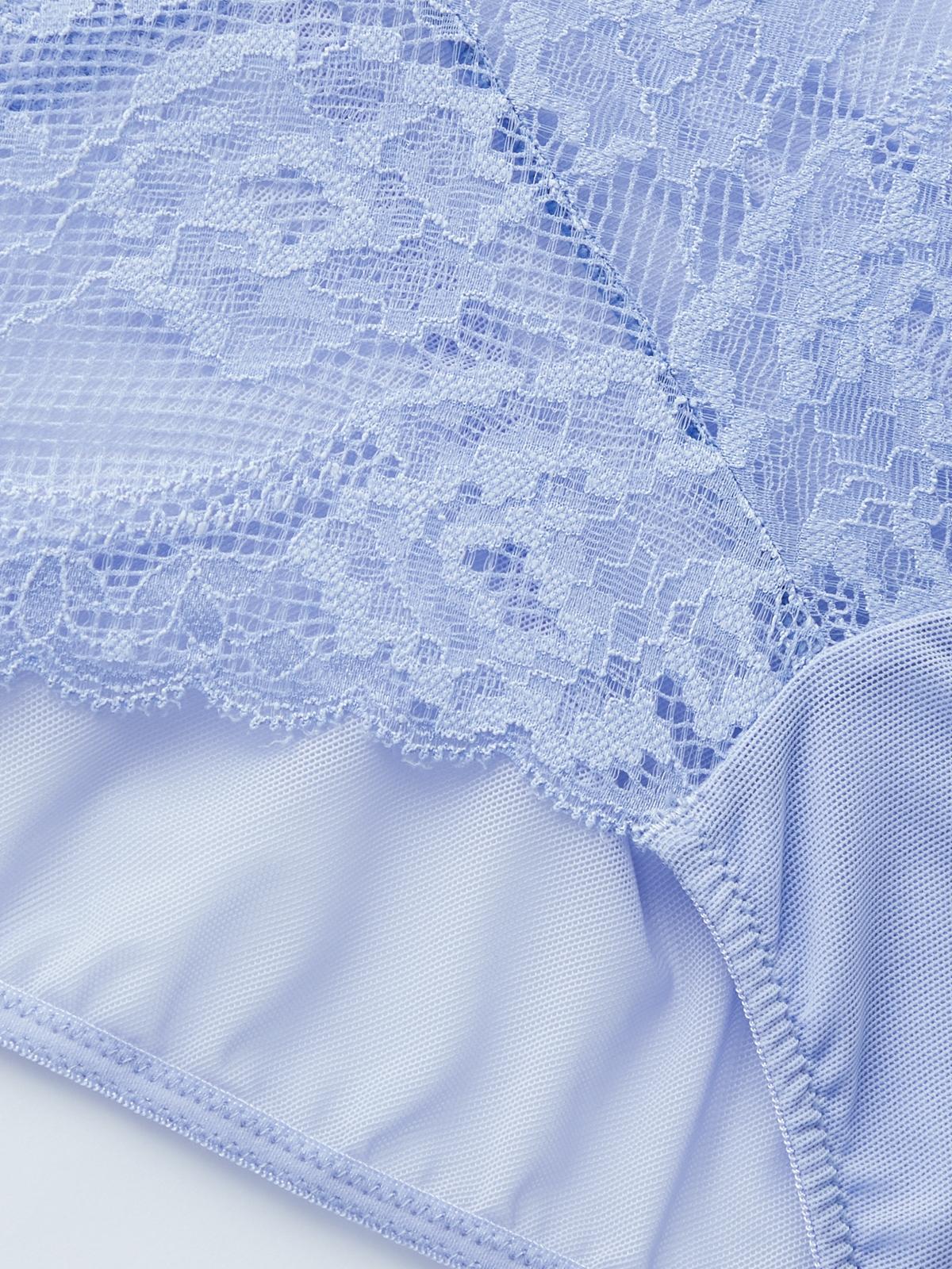 Boudoir By Disaya Ladies In The Garden Lace Bikini Lave