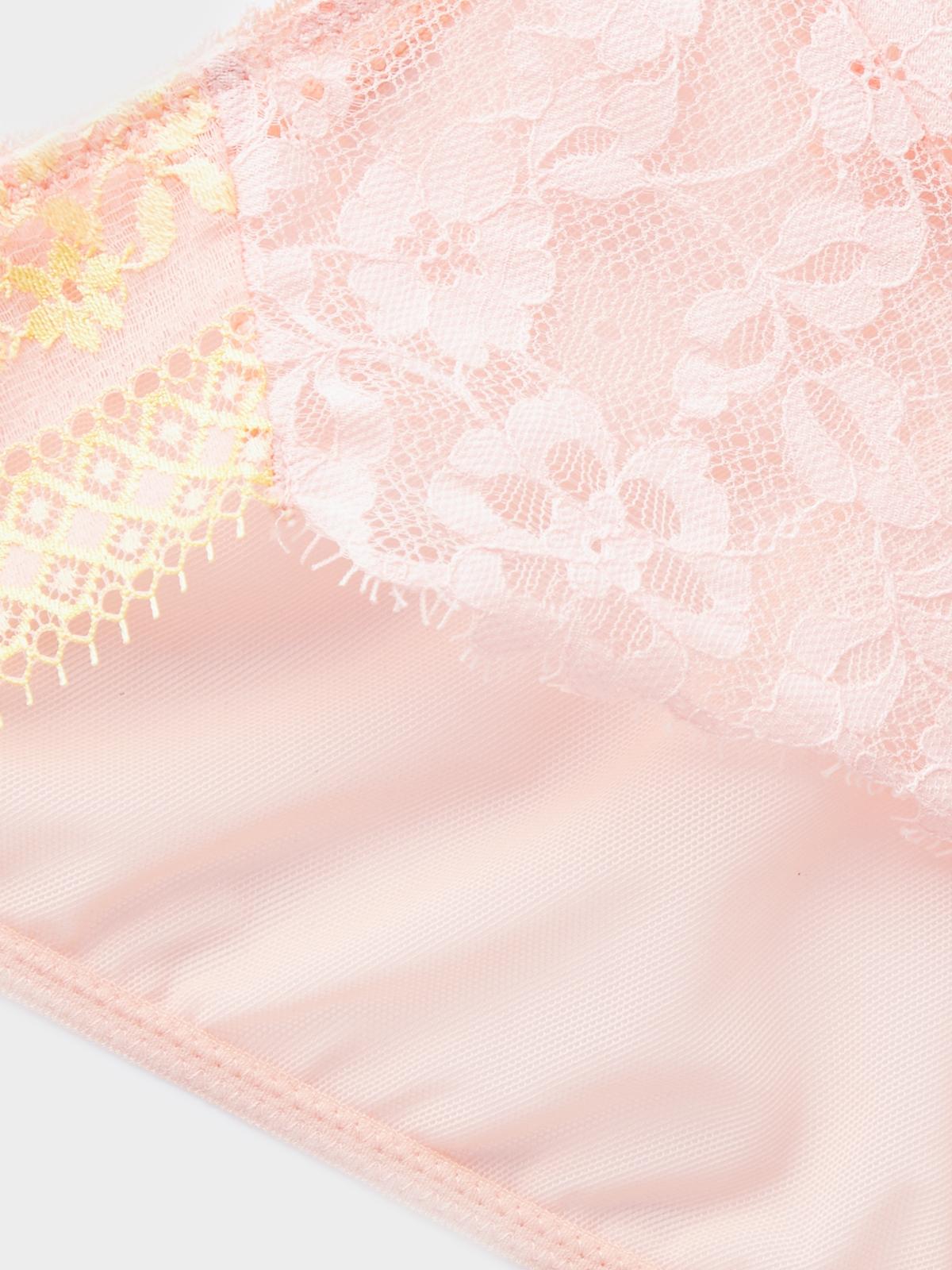 Boudoir By Disaya Bikini Panty Orange