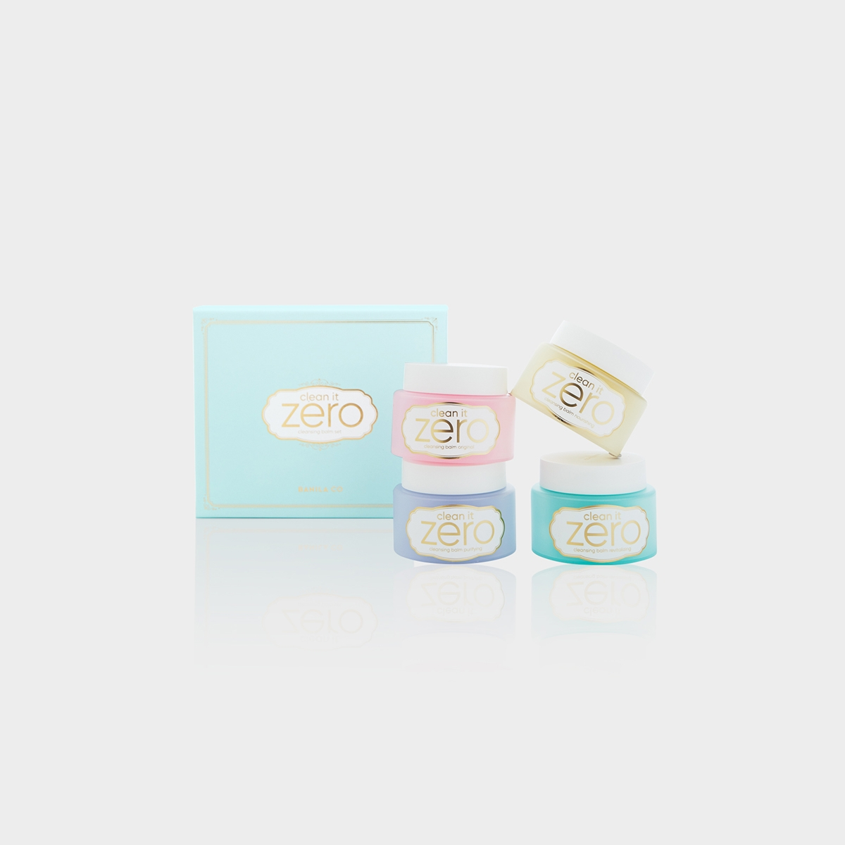 Banila Co Clean It Zero Set Macaron Limited Edition