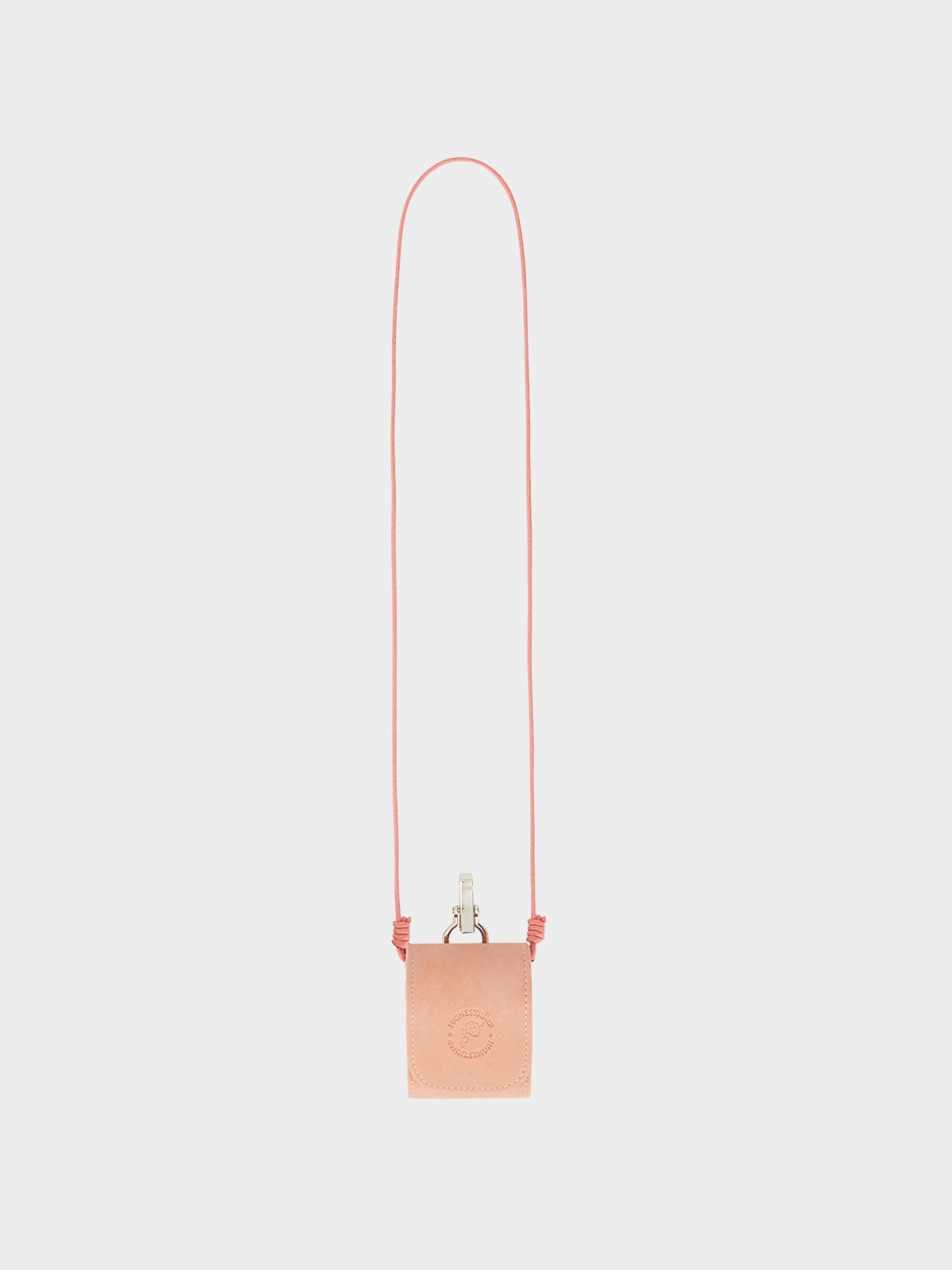 House of High Pluto Airpods Bag Pink