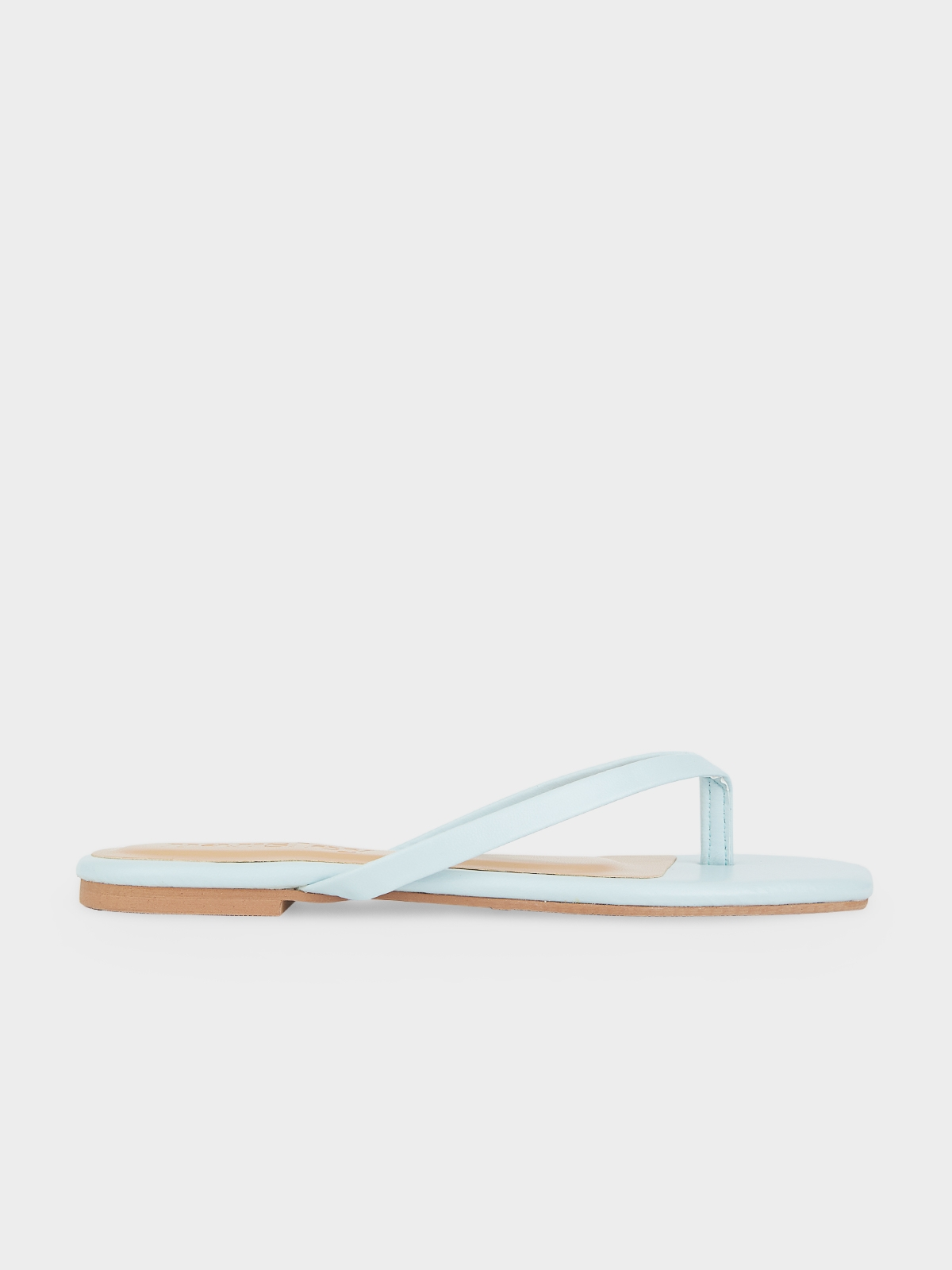The Parsley Market Bare Sandals Baby Blue