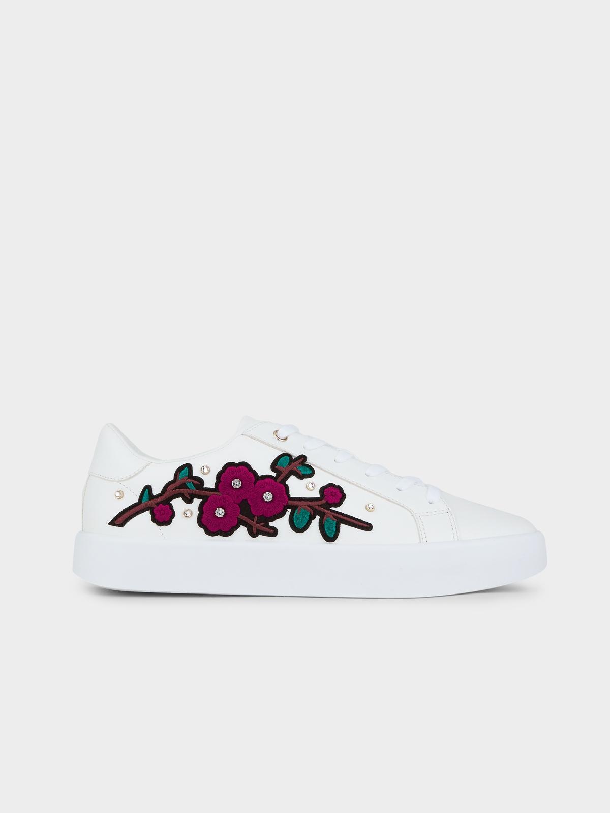 Aldo Mariposa Sneakers White