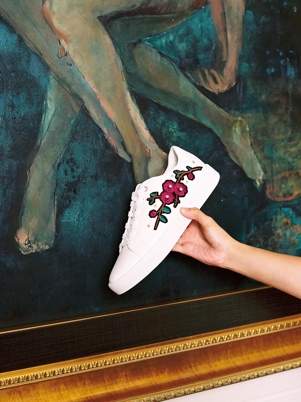 Aldo Pawleena Sneakers White