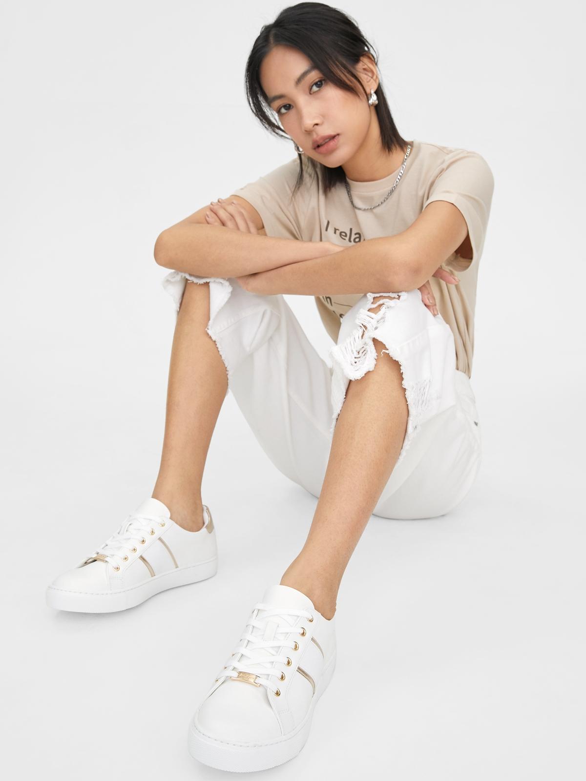 Aldo Strelley Sneakers White