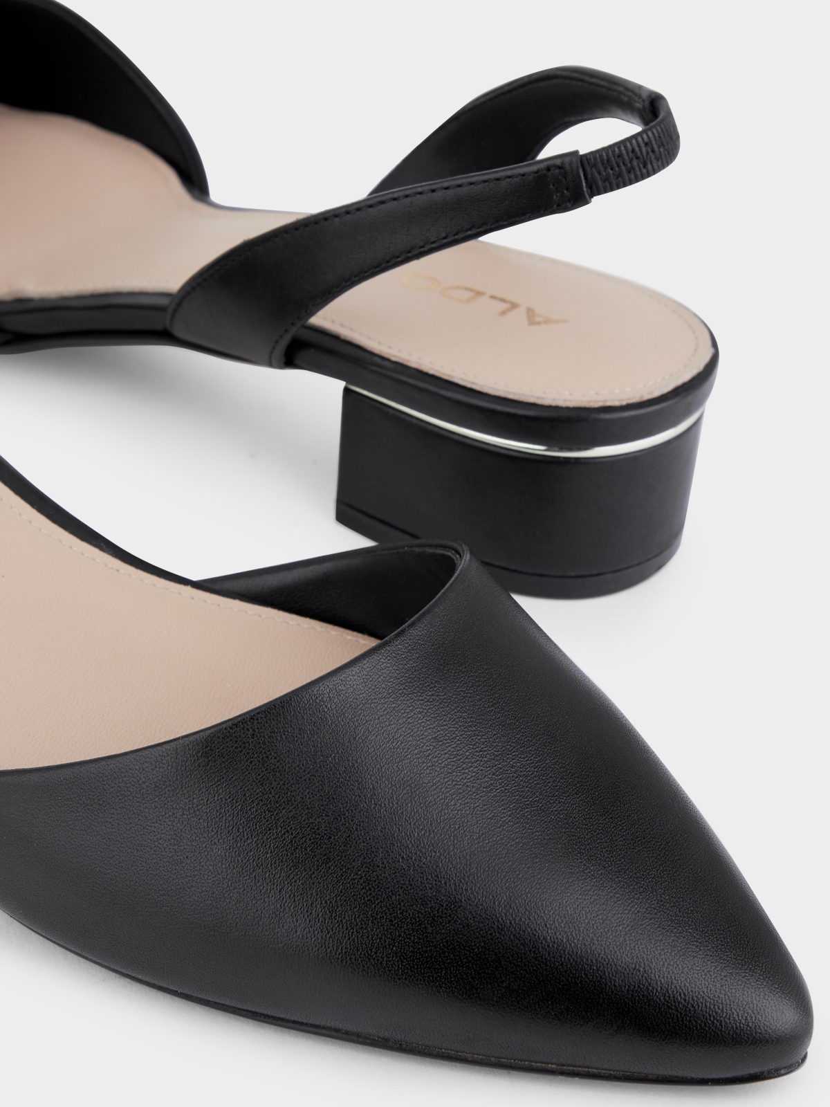 Aldo Anathana Muel Heels Black