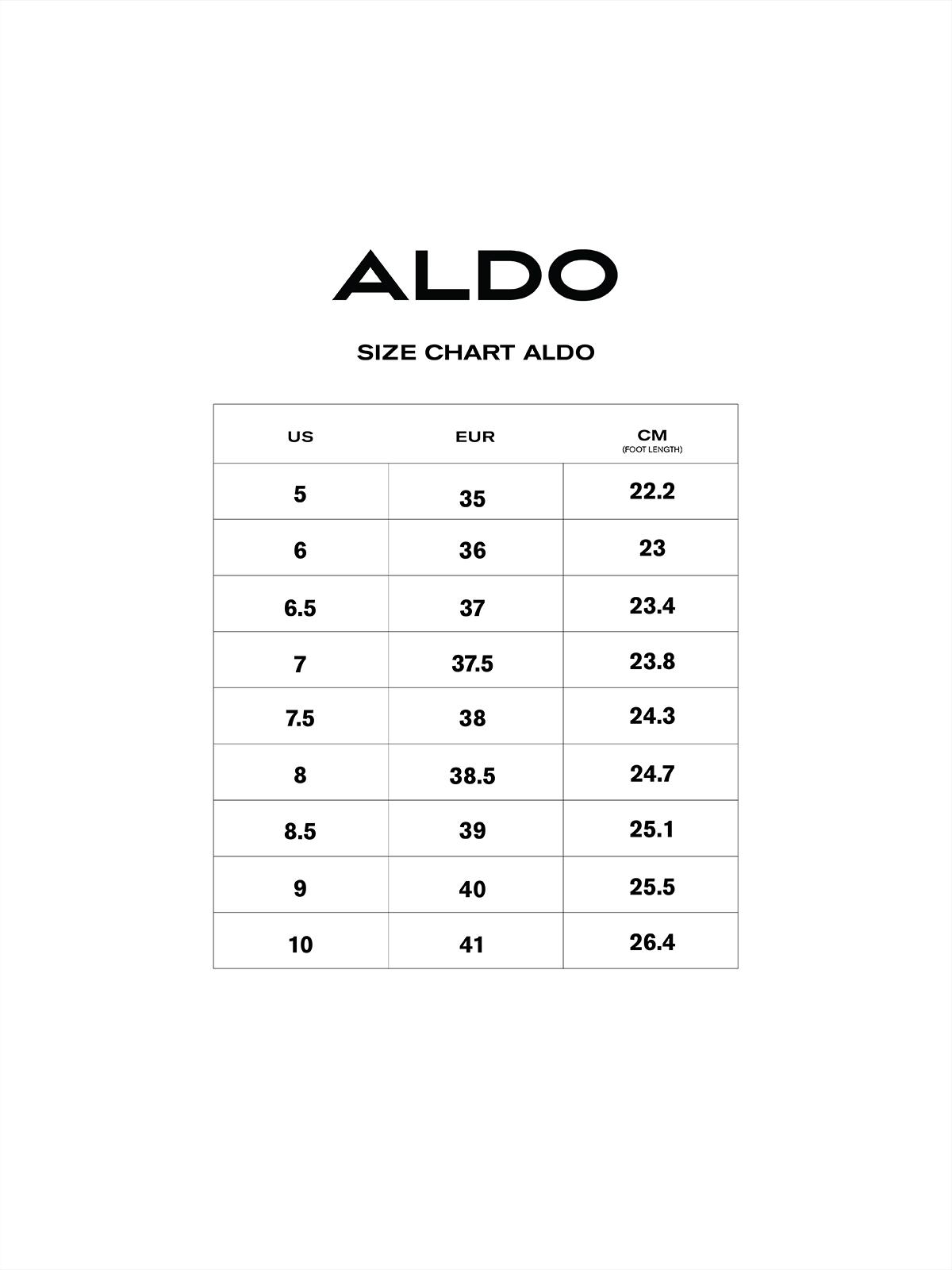 Aldo Crowland Sandals Black