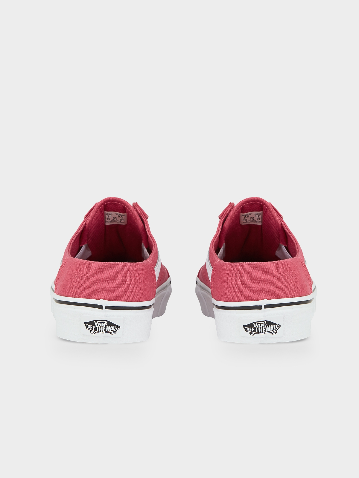 Vans Old Skool Mule Sneakers Red