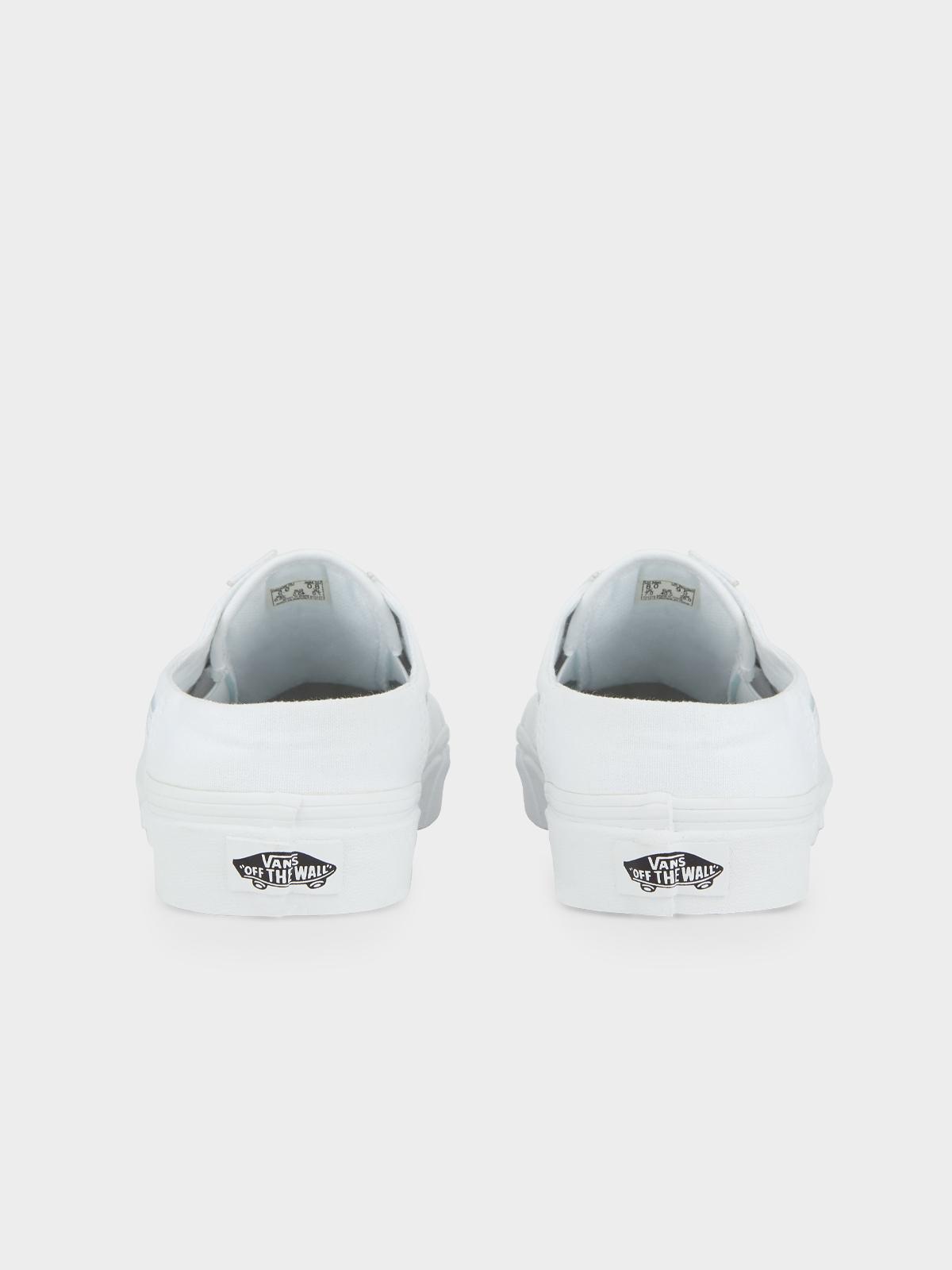 Vans Old Skool Mule Sneakers White