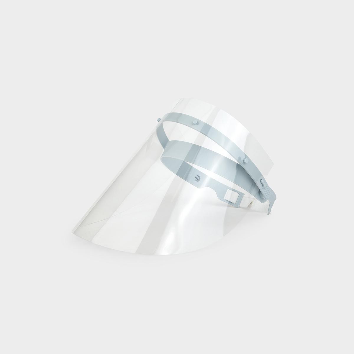 Karin Care Face Shield Light Grey