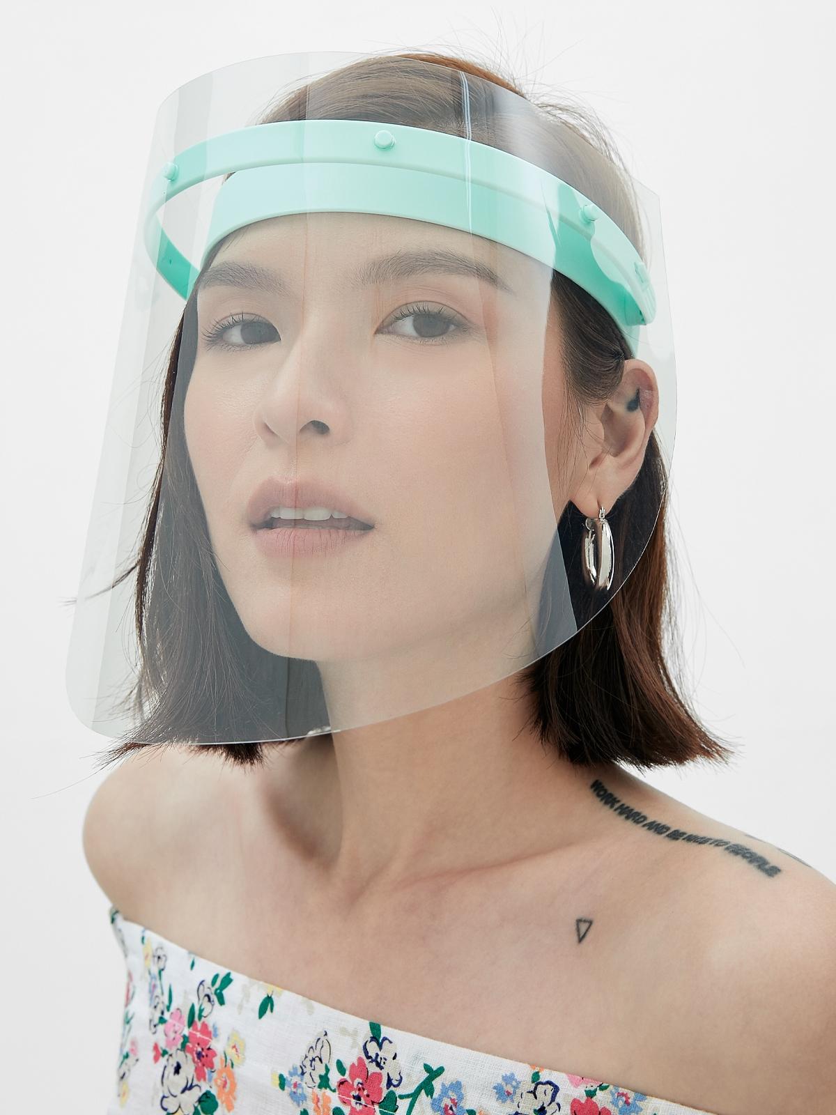 Karin Care Face Shield Blue