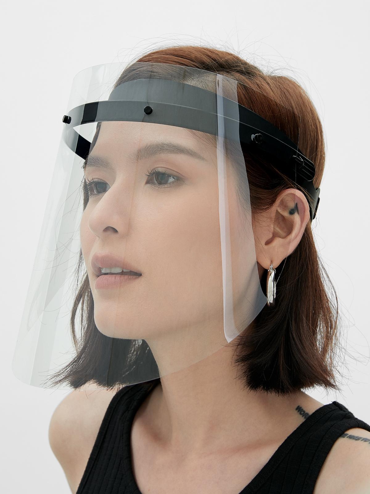 Karin Care Face Shield Black